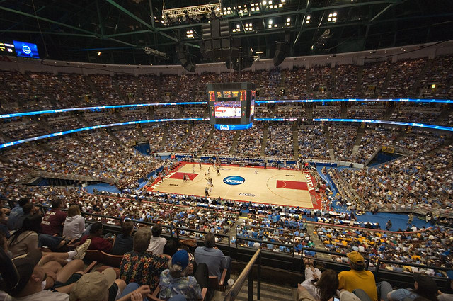 """The Division I men's basketball championship, generate 90 percent of revenues."" via http://www.ncaa.org/health-and-safety/ncaa-budget-where-money-goes"