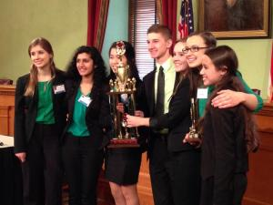 Girls can still rule at Mock Trial