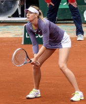 Maria Sharapova, the highest-paid female athlete