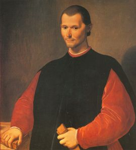 Machiavelli Portrait