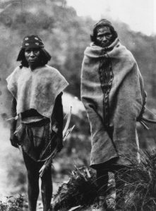Two Tarahumara men via http://upload.wikimedia.org/wikipedia/commons/7/76/Tarahumaras1.jpg