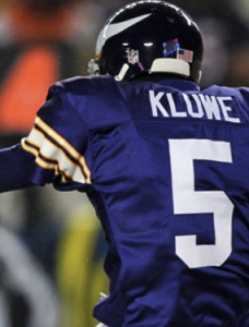Chris Kluwe, former Minnesota Vikings punter