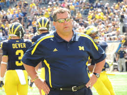 Brady Hoke - Former University of Michigan Football Head Coach